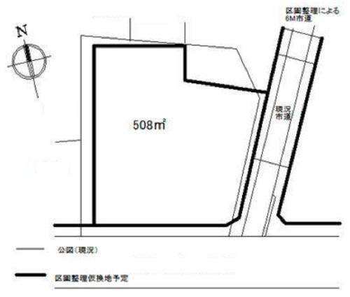 坂戸市 東武東上線北坂戸駅の売事業用地画像(1)