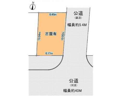 渋谷区 京王線笹塚駅の売事業用地画像(1)