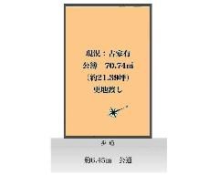 久我山 京王井の頭線[富士見ヶ丘駅]の売事業用地物件の詳細はこちら