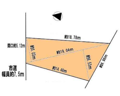 清瀬市 西武池袋線清瀬駅の売事業用地画像(1)
