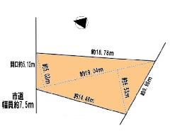 元町 西武池袋線[清瀬駅]の売事業用地物件の詳細はこちら
