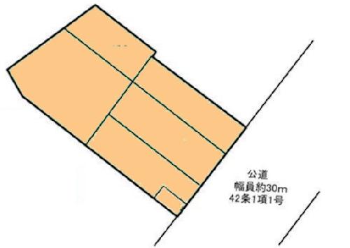 八王子市 京王線北野駅の売事業用地画像(1)