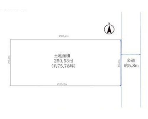 杉並区 京王井の頭線永福町駅の売事業用地画像(1)