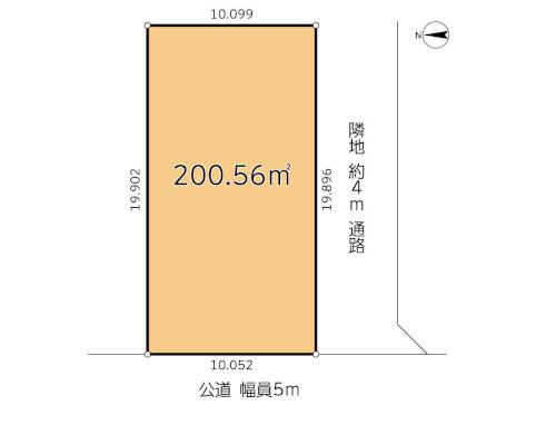 武蔵野市 JR中央線吉祥寺駅の売事業用地画像(1)