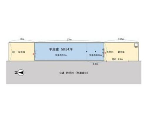 松戸市 JR武蔵野線南流山駅の貸倉庫画像(1)