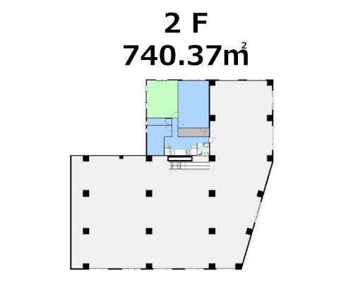 柏市 JR常磐線柏駅の貸工場・貸倉庫画像(2)