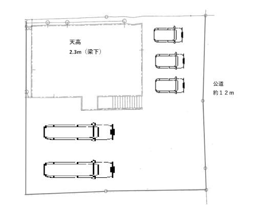 市川市 JR京葉線二俣新町駅の貸倉庫画像(1)