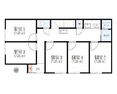 上鶴間本町 小田急小田原線[相模大野駅]の貸寮物件の詳細はこちら