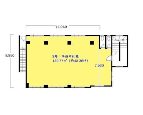 横浜市港北区 ブルーライン新羽駅の貸倉庫画像(3)