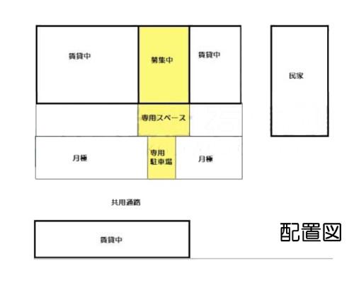 横浜市港北区 ブルーライン仲町台駅の貸工場・貸倉庫画像(2)