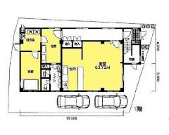 上溝 JR相模線[上溝駅]の貸寮物件の詳細はこちら