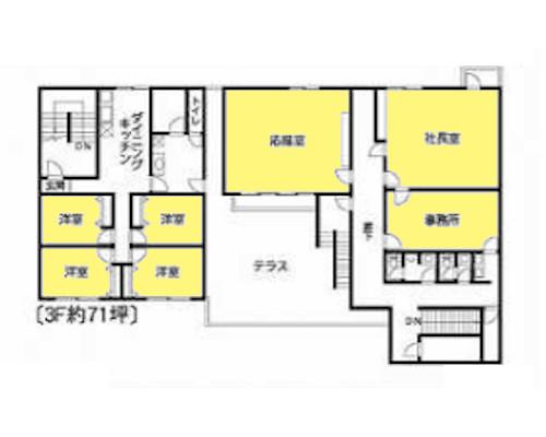 横浜市旭区 相鉄線鶴ヶ峰駅の貸倉庫画像(3)