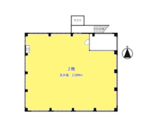 相模原市中央区 JR横浜線淵野辺駅の貸工場・貸倉庫画像(2)