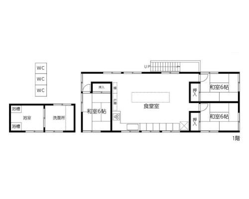 綾瀬市 相鉄線相模大塚駅の貸寮画像(1)