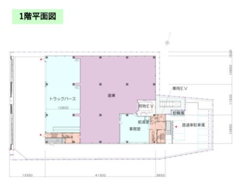 厚木市 JR相模線原当麻駅の貸倉庫画像(1)