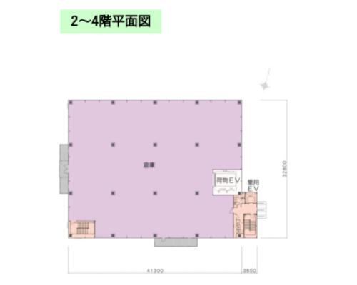 厚木市 JR相模線原当麻駅の貸倉庫画像(2)