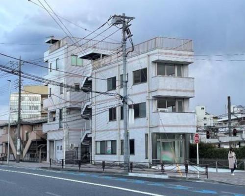 川崎市多摩区 小田急小田原線登戸駅の貸事務所画像(4)