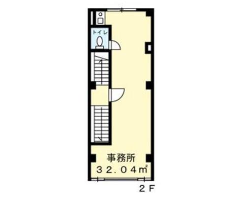 相模原市中央区 JR横浜線相模原駅の貸事務所画像(2)