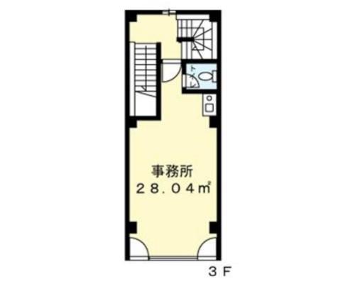 相模原市中央区 JR横浜線相模原駅の貸事務所画像(3)