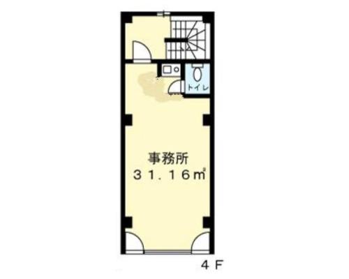 相模原市中央区 JR横浜線相模原駅の貸事務所画像(4)