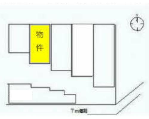 横浜市港北区 横浜市高速鉄道1号線3号線新羽駅の貸工場・貸倉庫画像(2)