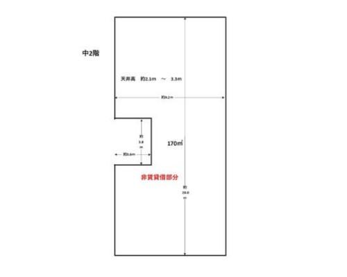 三郷市 つくばエクスプレス八潮駅の貸工場・貸倉庫画像(3)