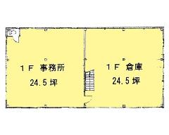 上野本 東武東上線[東松山駅]の貸倉庫物件の詳細はこちら