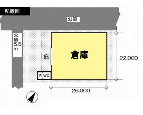 戸田市 JR埼京線戸田駅の貸工場・貸倉庫画像(1)