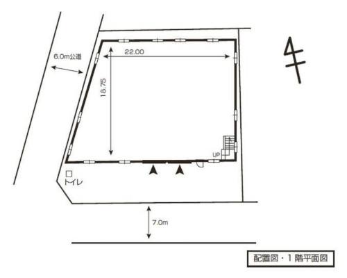 三郷市 JR武蔵野線三郷駅の貸倉庫画像(1)