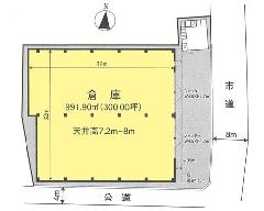 下広谷 東武東上線[鶴ヶ島駅]の貸倉庫物件の詳細はこちら