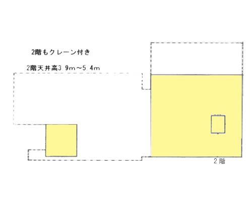 川口市 埼玉高速鉄道南鳩ヶ谷駅の貸工場・貸倉庫画像(2)