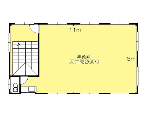入間市 西武池袋線武蔵藤沢駅の貸倉庫画像(2)