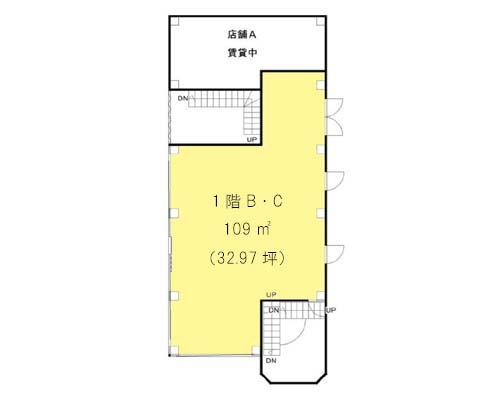 坂戸市 東武東上線北坂戸駅の貸事務所画像(1)