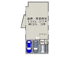 南荻島 東武伊勢崎線[大袋駅]の貸倉庫物件の詳細はこちら