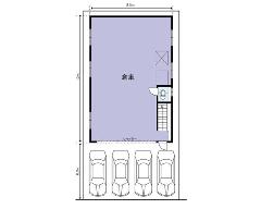 南前川 JR京浜東北線[蕨駅]の貸倉庫物件の詳細はこちら