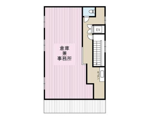 川口市 JR京浜東北線蕨駅の貸倉庫画像(2)