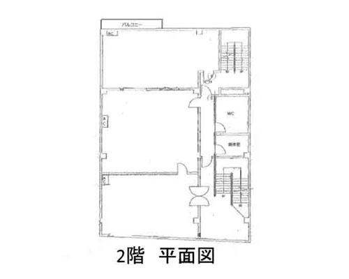 本庄市 JR高崎線本庄駅の貸事務所画像(3)