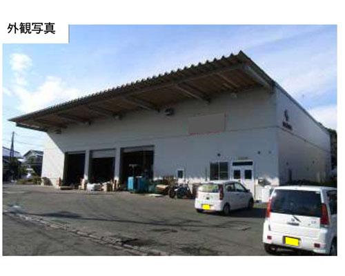 入間郡三芳町 東武東上線鶴瀬駅の貸倉庫画像(3)