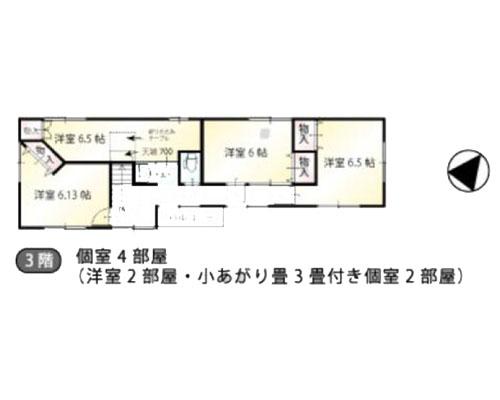 さいたま市浦和区 JR京浜東北線与野駅の貸事務所画像(3)