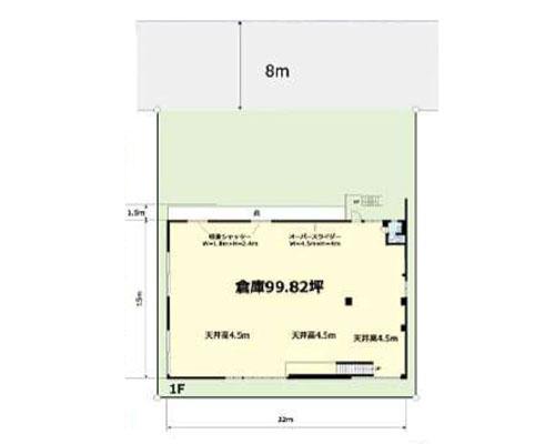 和光市 東武東上線和光市駅の貸工場・貸倉庫画像(1)