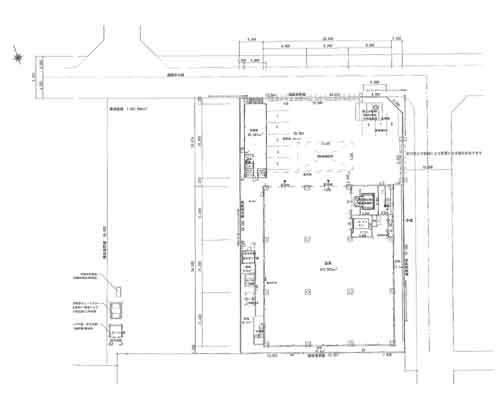 八潮市 つくばエクスプレス八潮駅の貸工場・貸倉庫画像(1)