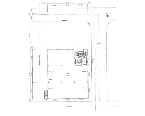 八潮市 つくばエクスプレス八潮駅の貸工場・貸倉庫画像(3)