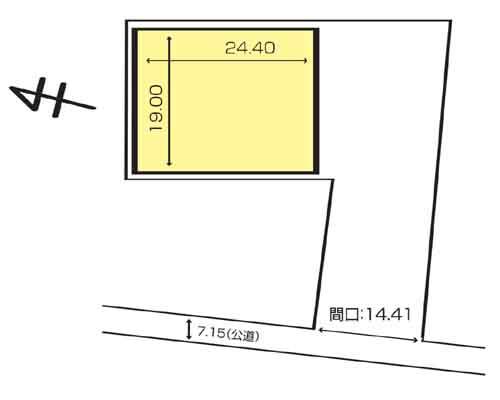 川越市 東武東上線鶴ヶ島駅の貸倉庫画像(1)