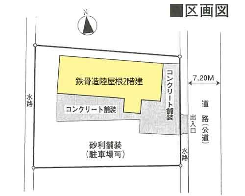 東松山市 東武東上線高坂駅の貸倉庫画像(3)