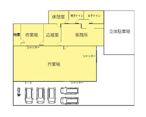 さいたま市岩槻区 埼玉高速鉄道浦和美園駅の貸事務所画像(1)