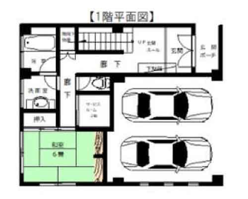 富士見市 東武東上線みずほ台駅の貸事務所画像(1)