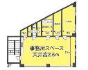 川口市 埼玉高速鉄道新井宿駅の貸倉庫画像(2)を拡大表示