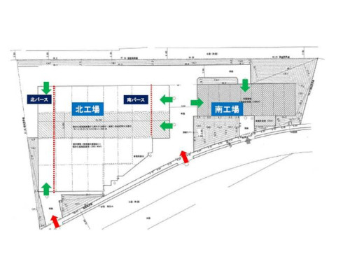 加須市 JR東北本線栗橋駅の貸工場・貸倉庫画像(1)