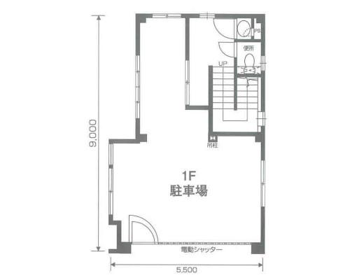 川口市 JR京浜東北線西川口駅の貸倉庫画像(1)