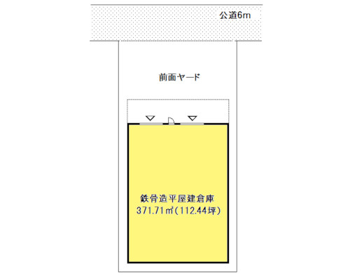 桶川市 JR高崎線桶川駅の貸倉庫画像(1)